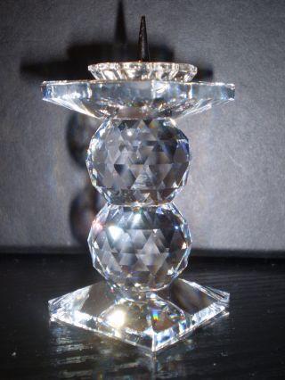 Gr.  Swarovski Leuchter In Org.  Swarovski Box / / Kristallleuchter Bild