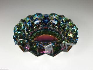 Glas Aschenbecher,  Glasschale,