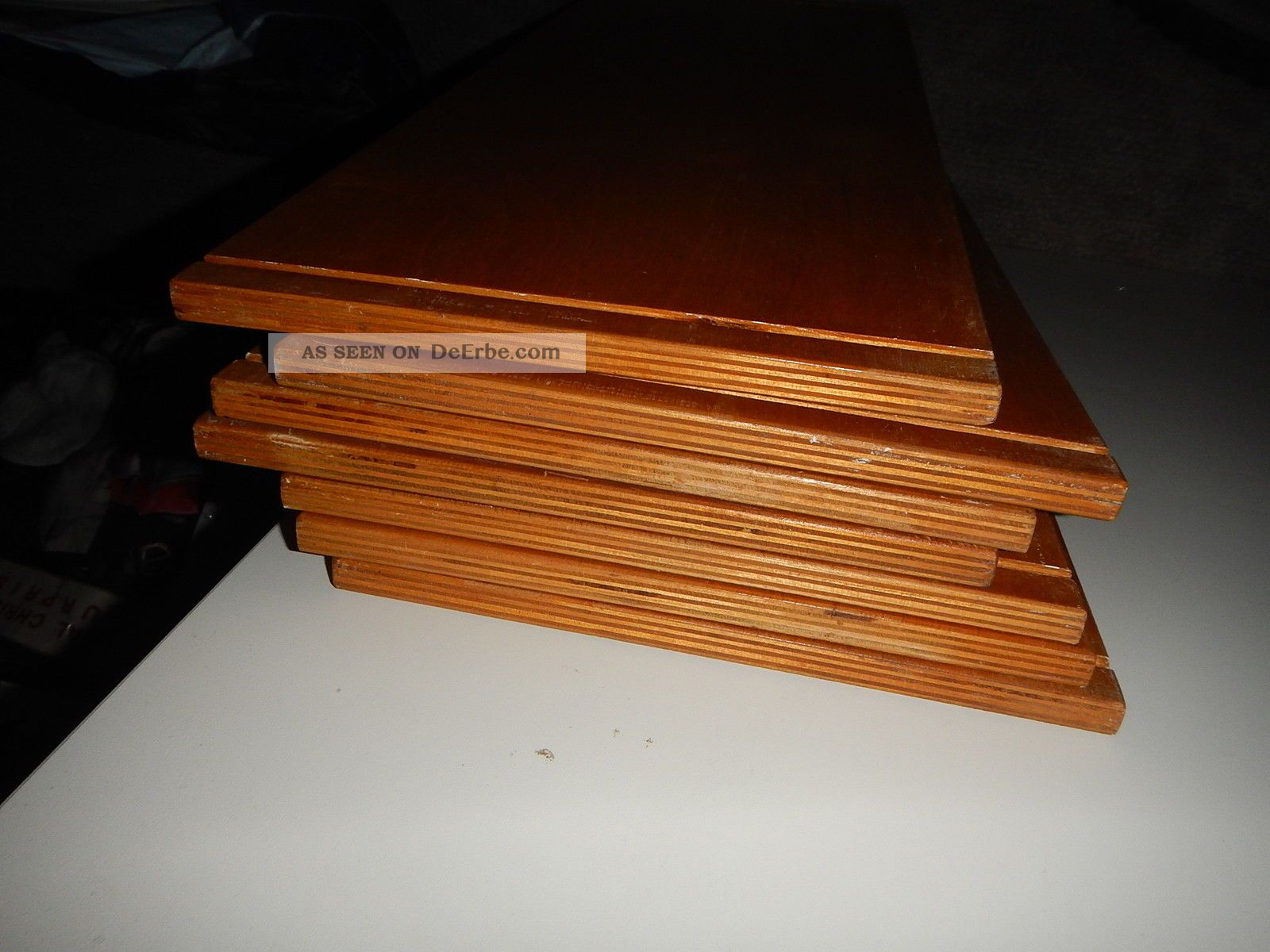 string regal daf r 7x org b den 63cm x 23cm org b den originalzustand. Black Bedroom Furniture Sets. Home Design Ideas