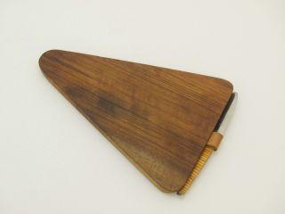 Carl AubÖck,  Schneidebrett Mit Messer,  Chopping Board With Knife Bild