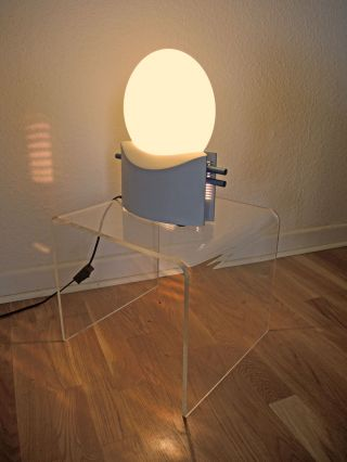 Villa Tosca Design Tisch Leuchte Heliopolis Aus 1994 Made In Italy Tisch Lampe Bild