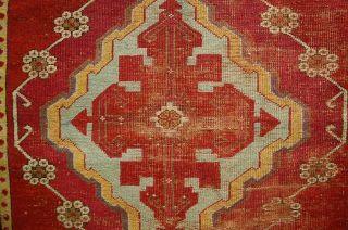 Antiker Konya Mittelanatolien Antique Rug Tapis Tappeto SammlerstÜck Ca:158x112 Bild