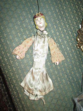 Uralte Marionette Holz Bild