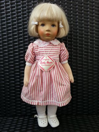 Käthe Kruse Puppe Nadine 35 H Bild
