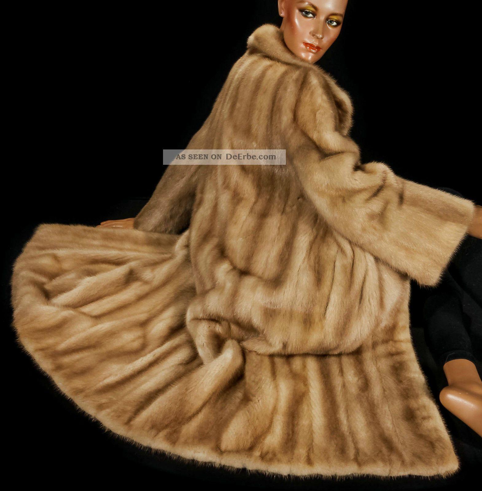 Lammfell mantel persianer