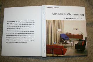 Sammlerbuch Wohnungsausstattung,  Wohnmöbel,  Möbel,  Design 60erjahre Bild