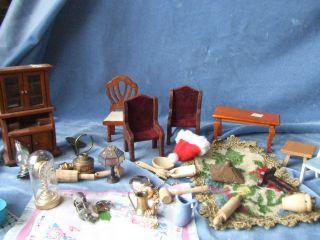 antikspielzeug puppen zubeh r puppenstubenzubeh r nostalgieware nach 1970 m bel. Black Bedroom Furniture Sets. Home Design Ideas