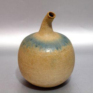 Rudi Staub / Studio Keramik / Keramik Vase 60er / 70er Jahre Bild