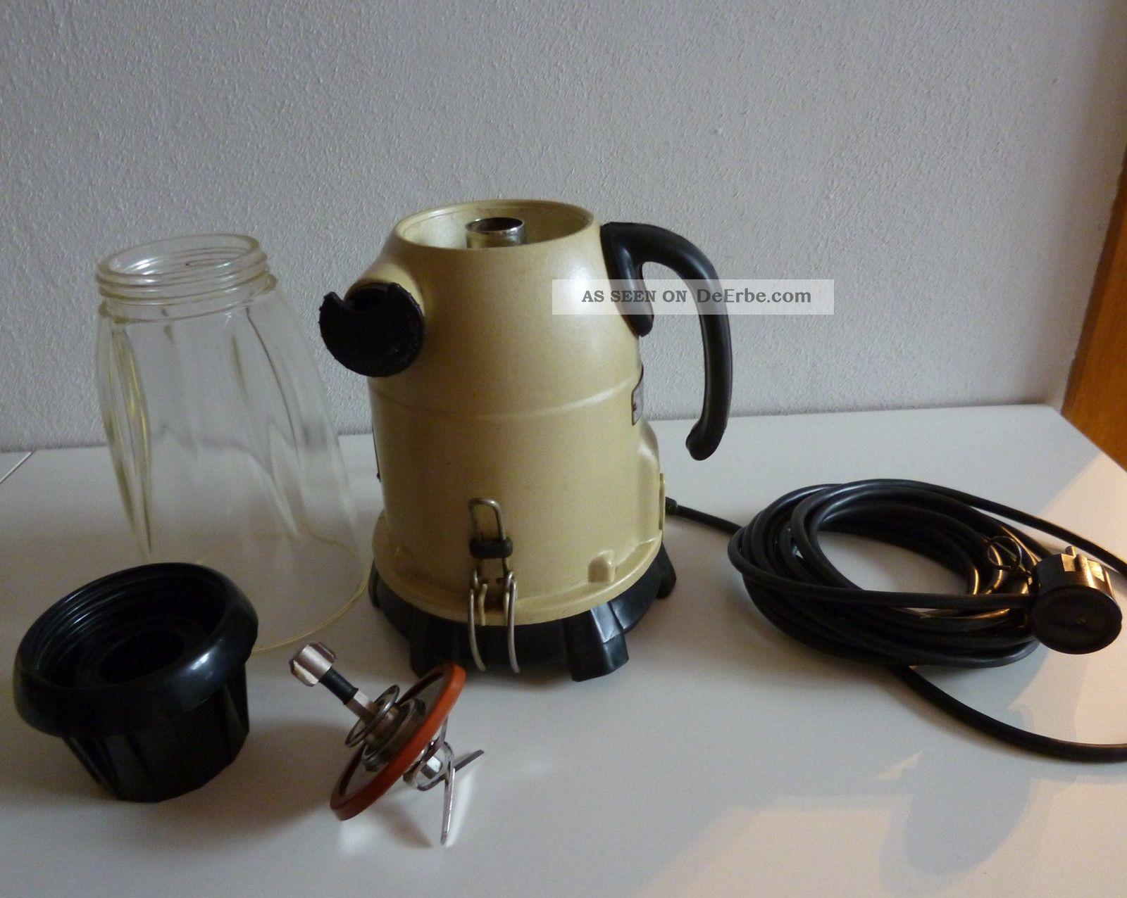 Entsafter Und Mixer In Einem Gerät = piccolo electro as küchenmaschine ca 195060 jahre, mixer