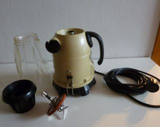 Piccolo Electro As Küchenmaschine Ca.  1950/60 Jahre,  Mixer Piccolo,  Standmixer Bild