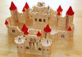 Ritterburg • Konvolut • 2700 Teile Cefa Castillos De Espana (wie Exin Castillos) Bild