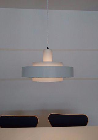 Fog & Mørup Equator Lampe Jo Hammerborg Dänische Pendelleuchte Louis Poulsen Ph Bild