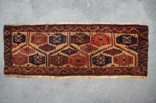 Antike Teppich Bild