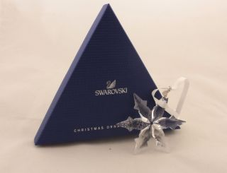 Swarovski Weihnachtsornament Stern Kristall Jahresausgabe 2015 Bild