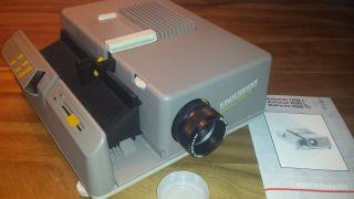 Projektor Kindermann Diafocus 2500 Tl Top Neuwertig Bild