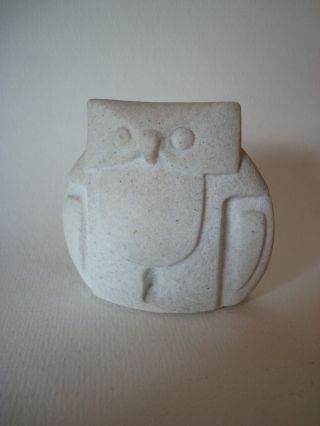 @ Eule Marbell Belgium Künstler Stone Art Eule Eulensammlung Bild
