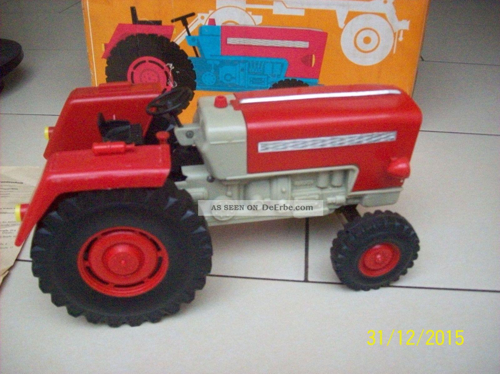 Ddr piko traktor elektrisch