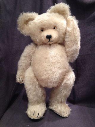 Diem - Teddy - Gut Erhalten - 45 Cm Groß Bild