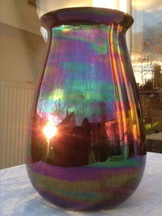 LÖtz Vase Irisierend Glasvase LÜstrierend Glas Vase @@@@@@@@@@@@@@@@@@@@@@@@@@@@ Bild