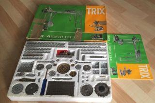 Trix - Baukasten 60er Jahre,  Metallbaukasten Mit Motor 58 5006 00 Bild