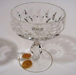 1 Likörschale Eierlikör Liqueur Nachtmann Form Cora 24 Bleikristall Glass Bild