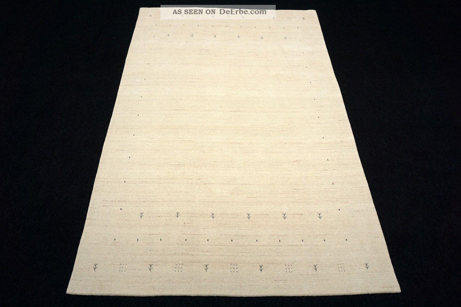 orient teppich indo gabbeh 300 x 200 cm beige carpet rug tappeto tapis alfombra. Black Bedroom Furniture Sets. Home Design Ideas