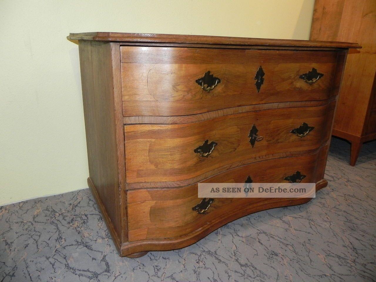 org barock kommode um 1750 hessen. Black Bedroom Furniture Sets. Home Design Ideas