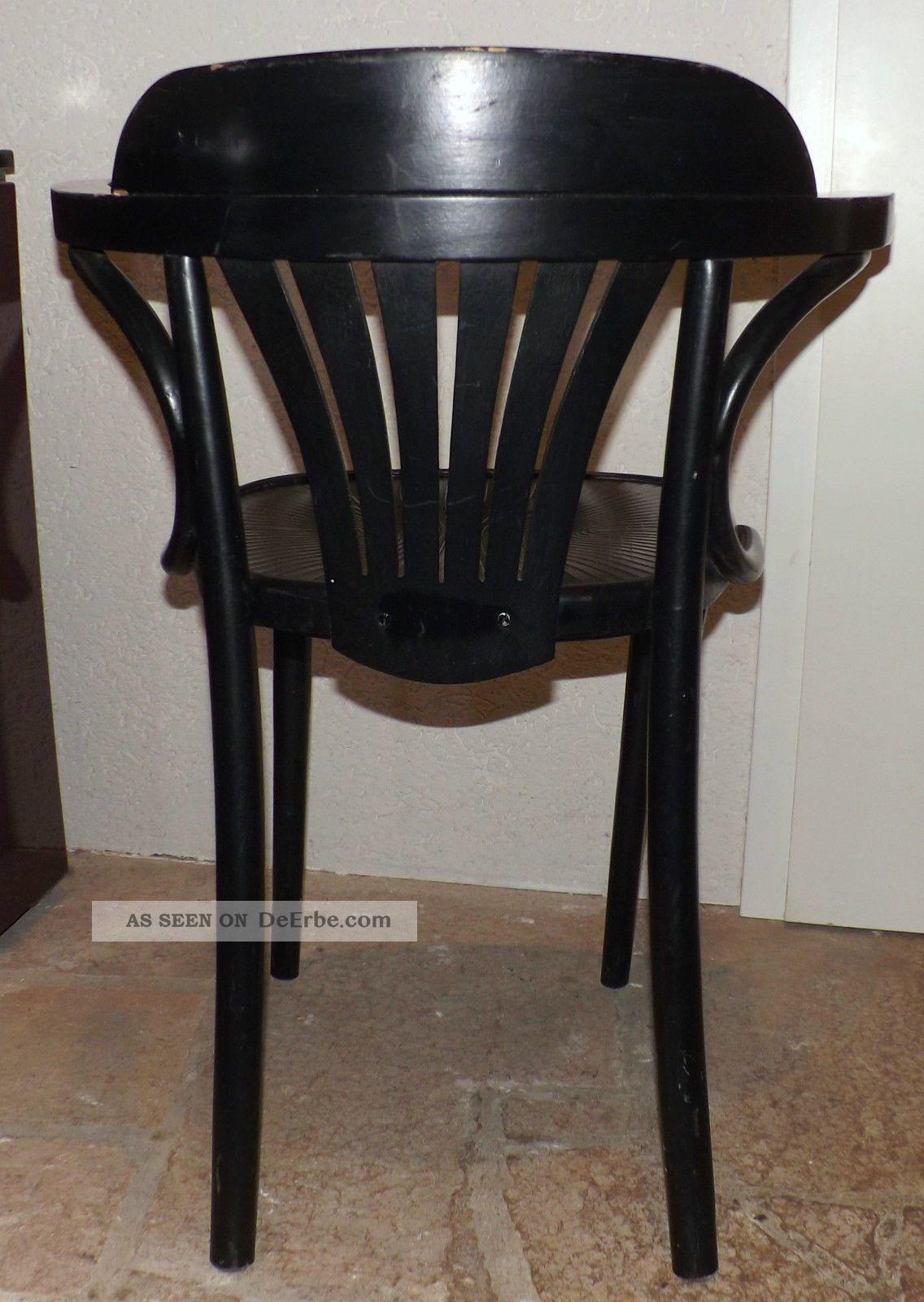 kaffeehausstuhl armlehnstuhl schwarz bugholz radomsko. Black Bedroom Furniture Sets. Home Design Ideas