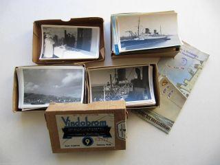 Konvolut Fotos 14 X 9 Schiffs Reise Dampfer Marine Navy Spanien Italien Bremen Bild
