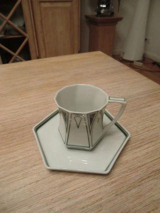 Peter Behrens Kaffeegedeck Replik Von 1984/85; Bild