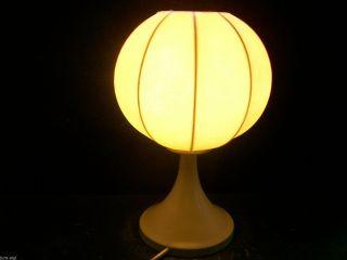 Zicoli Cocoon Tischlampe Leuchte / Flos - Castiglioni Aera - 60er Jahre - 60s Bild