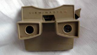 Sawyer ' S Viewmaster Grau Mit 12 Scheiben Moscow Demo Scheibe Bonanza Flipper. Bild