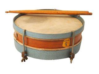 Tolle Rahmentrommel Snare,  Studio 49 Trommel Mit Schlegel; 30 Cm. Bild
