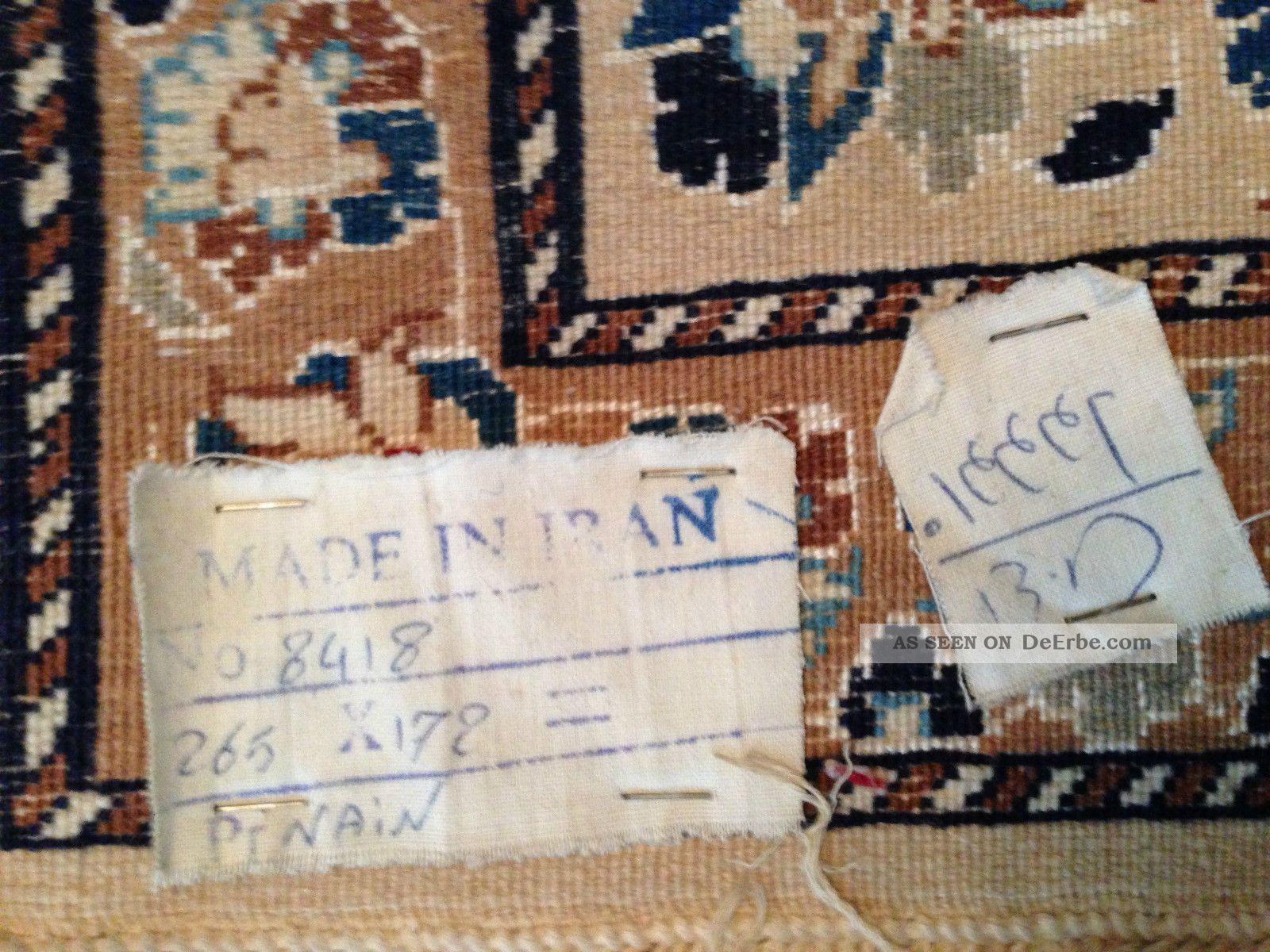 Teppich Handgeknüpft Orient Royal 265×172 Cm Carpet