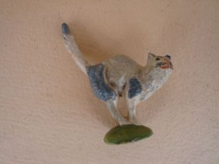 Elastolin Katze Bild