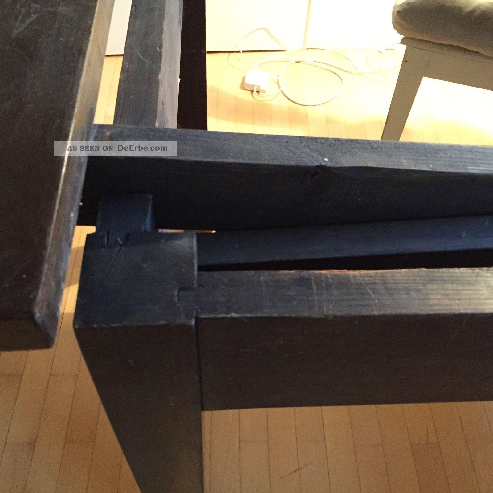 tisch antik esstisch ausziehbar 110 x 80 cm. Black Bedroom Furniture Sets. Home Design Ideas