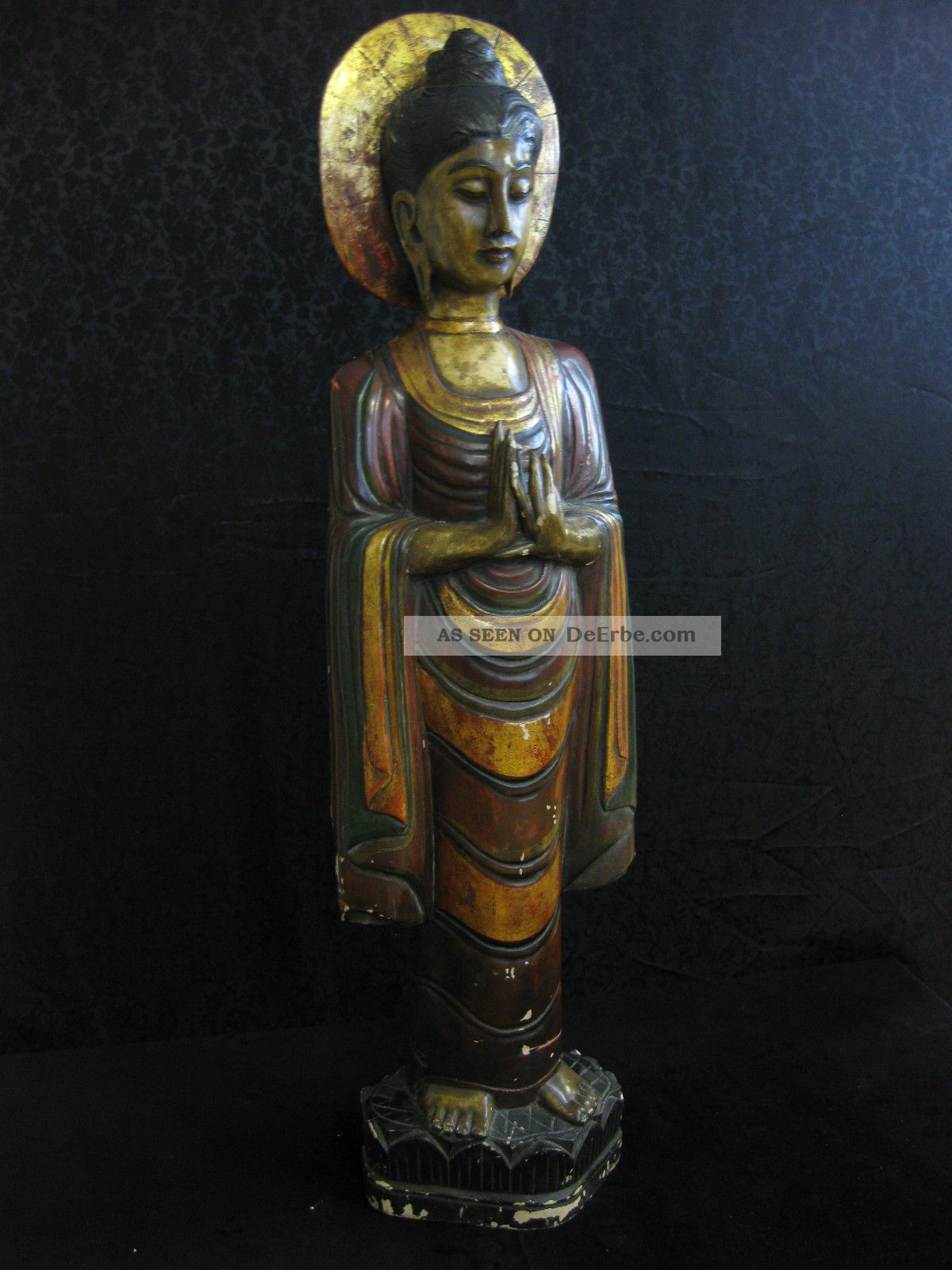 Asiatische antike Auktionsseiten