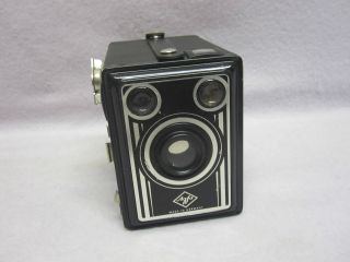 Agfa - - Synchro - - Box Kamera Foto Box Bild