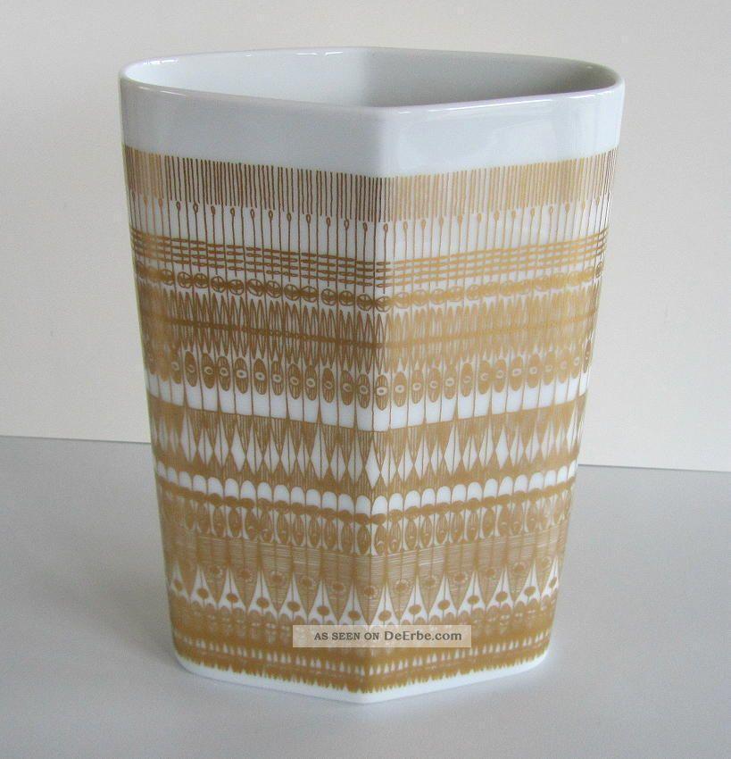 Rosenthal Vase 2786 Design Form Tapio Wirkkala Design