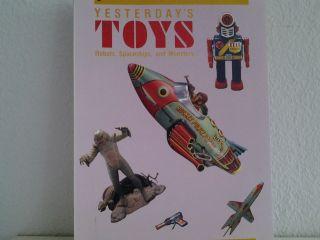 3 Bände Yesterday ' S Toys Von Teruhisa Kitahara Mit Großformatige Farbbilder Bild