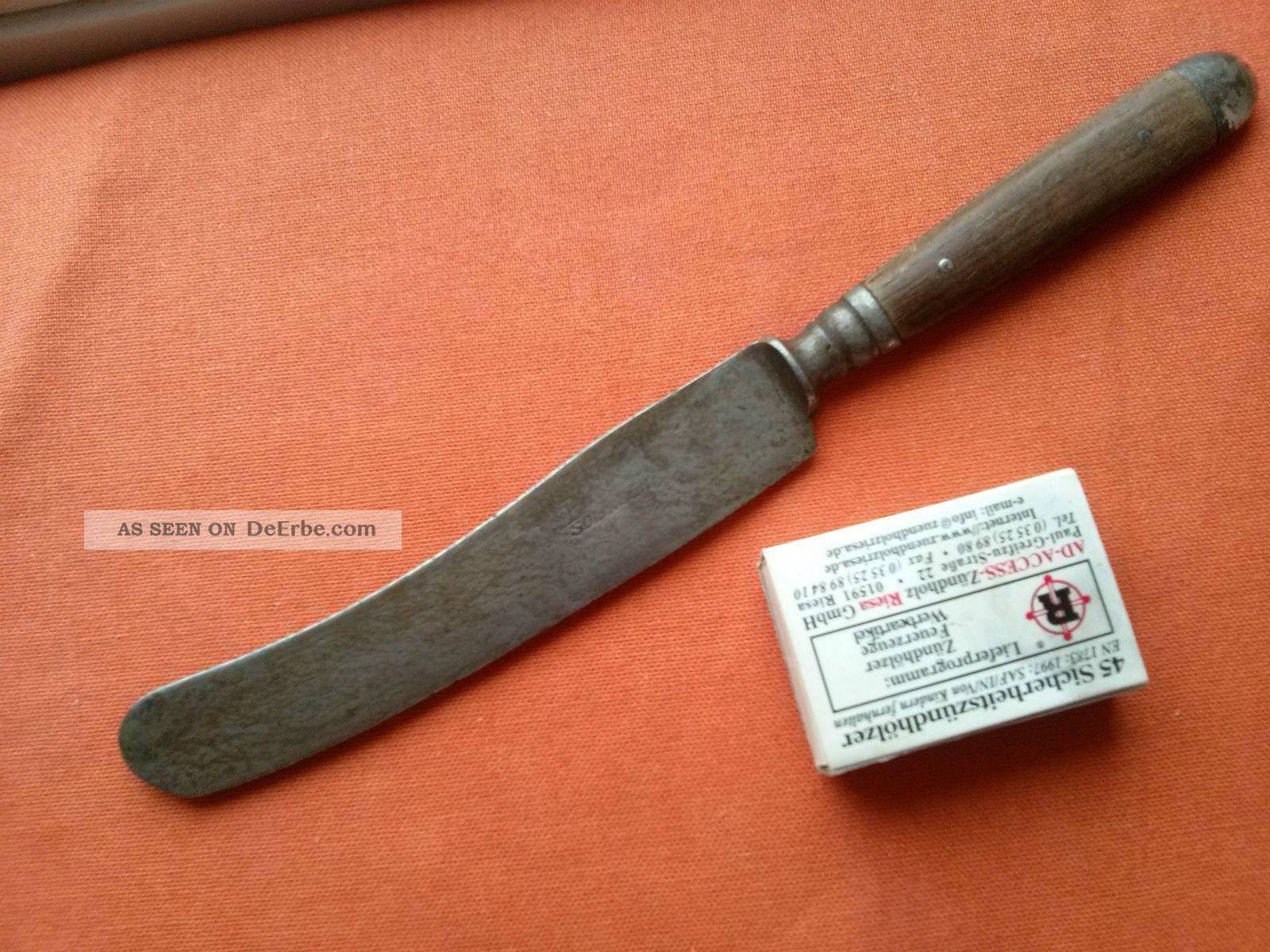 Sehr Alt Antik Messer