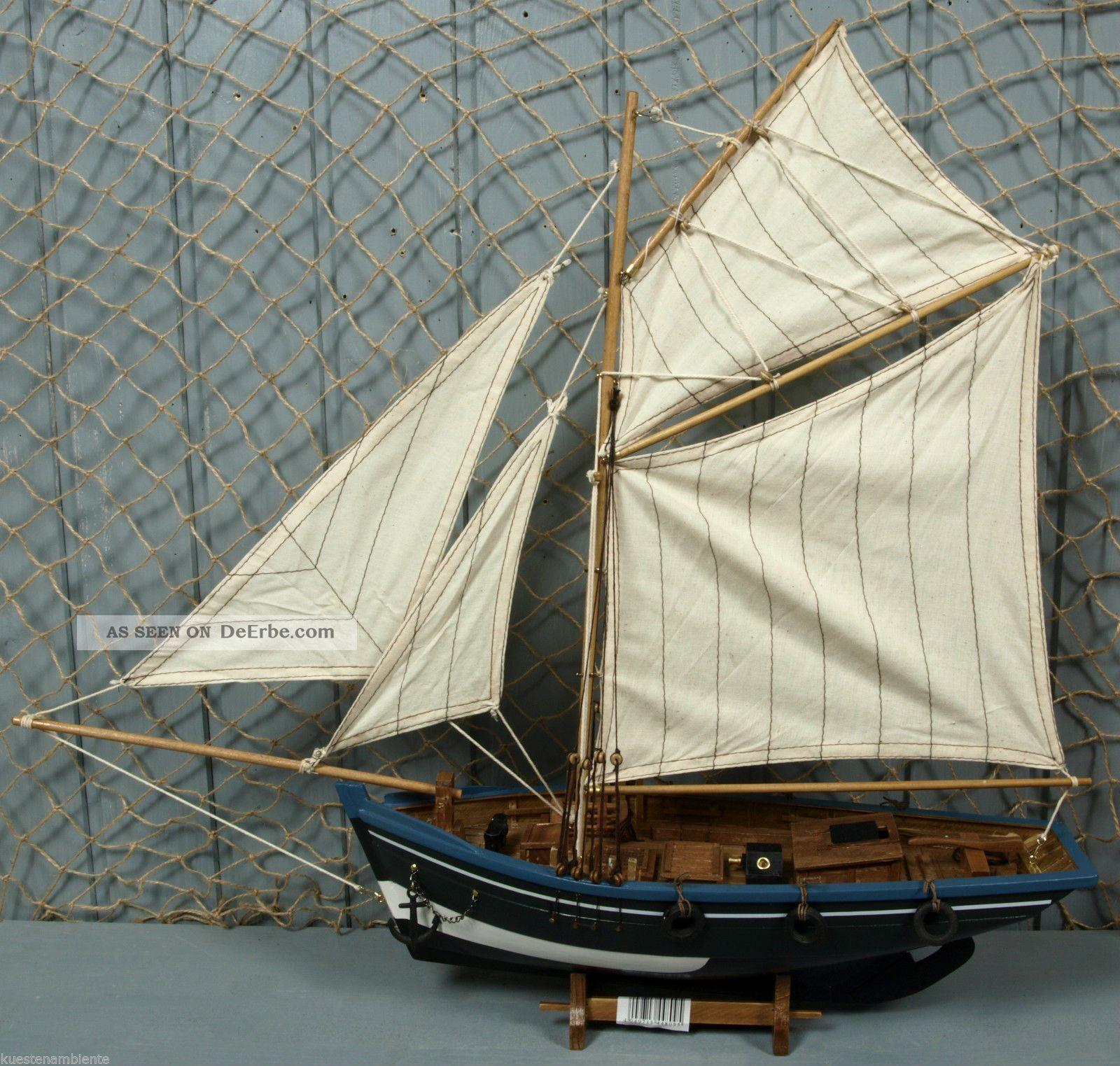 Gro Es Segelschiff Aus Holz Ca 55x59 5 F R Die Maritime