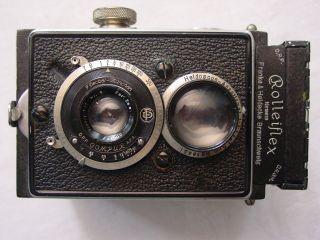 Rolleiflex No.  18619 Franke Und Heidecke 1930 (?) Bild