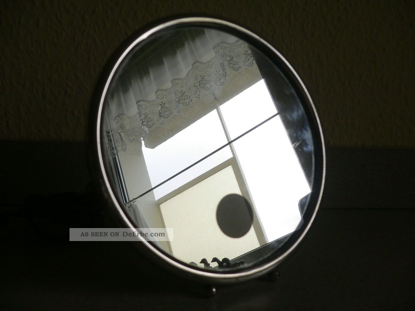 spiegel rasierspiegel kosmetikspiegel mit lampe artdeco. Black Bedroom Furniture Sets. Home Design Ideas