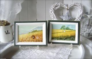 2 Wandbilder,  Fliese,  Keramik Villeroy & Boch Design Helene Bonaparte Bild
