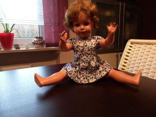 Puppe - Gr.  45 - Schlafaugen U.  Stimme - Bild