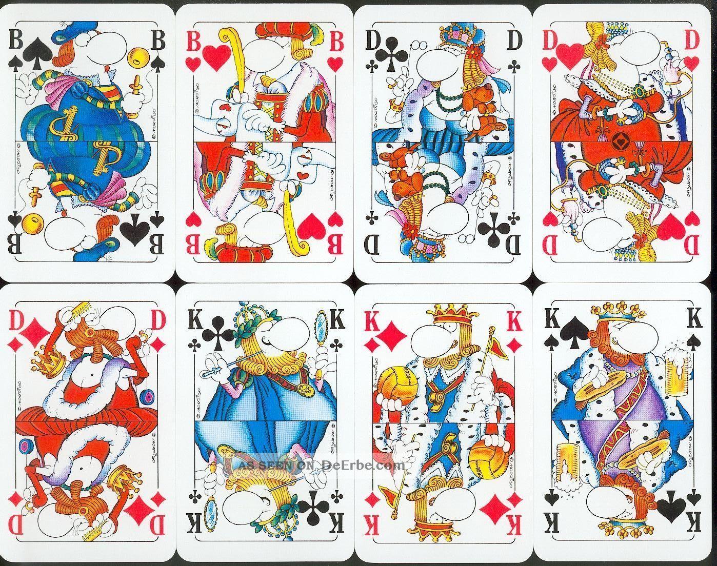 Kartenspiel 32