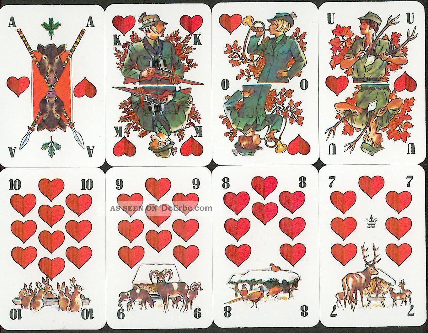 Kartenspiel Deutsches Blatt