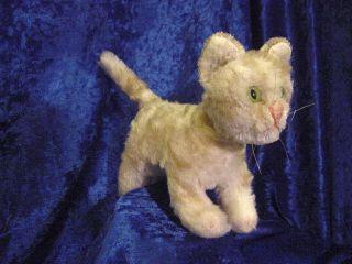 Orig 60er Jahre Steiff Katze Tappy Oder Kitty 218 Bild