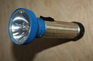 Alte Kleine Stab Taschenlampe Von Varta No 617 Bild